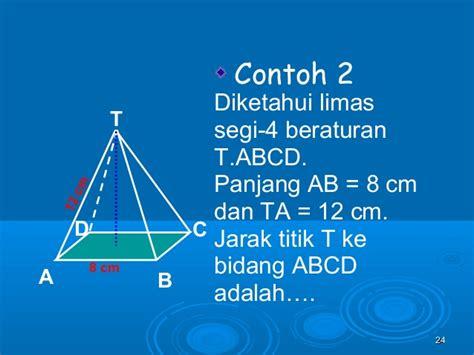 Engsel T Panjang 25cm dimensi tiga jarak titik ke titik dan garis