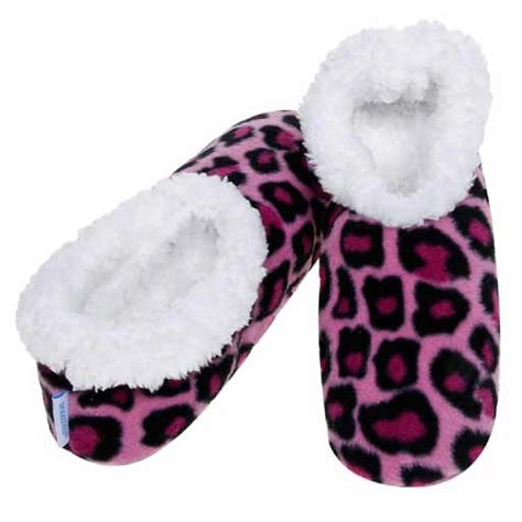 slippers snoozies snoozies assorted animal print slippers various