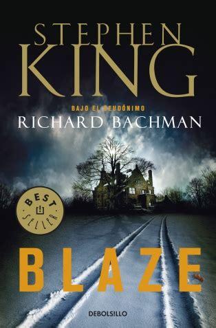 libro blaze bachman books blaze 2007 el disparaletras
