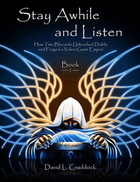 how diablo became spirit books stay awhile and listen how diablo became the that