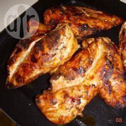 Cuisse De Poulet Grillé poitrines de poulet 224 la sauce bbq recettes allrecipes