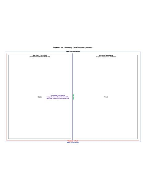 greeting card template   templates   word