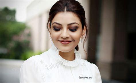 telugu top heroine photos india top telugu heroine kajal agarwal hd photos stills pics