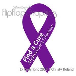 alzheimer s awareness color items similar to alzheimer s disease awareness ribbon