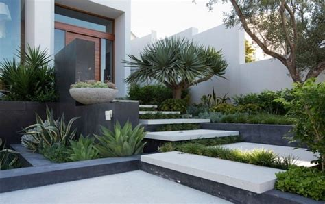 gräser für gartengestaltung chestha design garten treppe