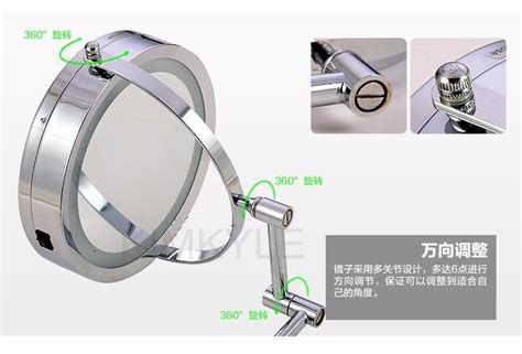 mam93636 36 quot x36 quot side light lighted vanity mirror wall inspiration 70 led wall mirror design inspiration of ws