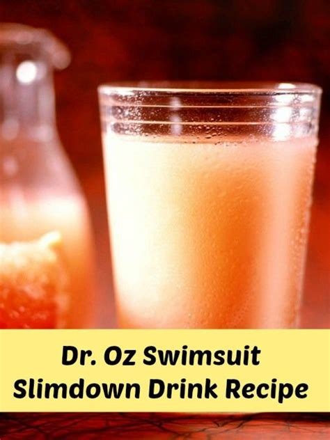 Dr Oz Detox Water When To Drink by Apple Cider Apple Cider Vinegar And Grapefruit Juice On