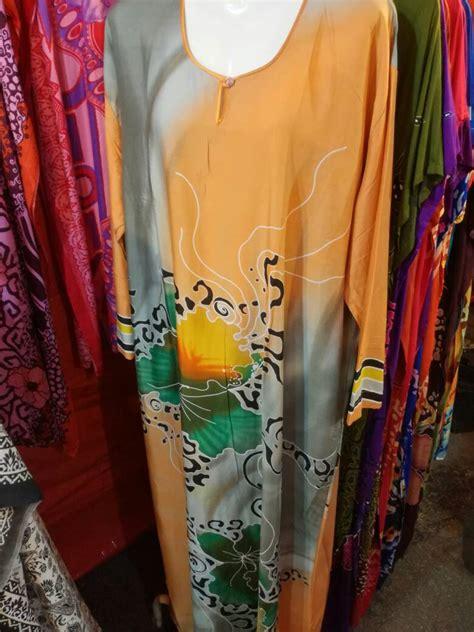 Baju Cotton Soft meet the who turned the baju kelawar into a