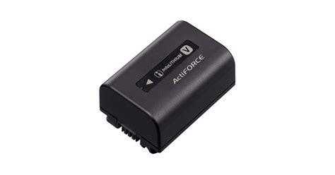 Batterybaterai Sony Np Fv50 np fv50 v series rechargeable battery pack np fv50 sony us