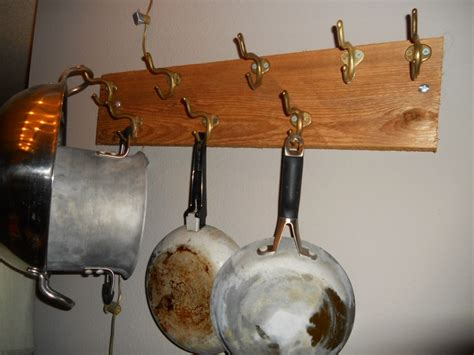 Home Made Rack by Home Made Pot Rack Things I Ve Made