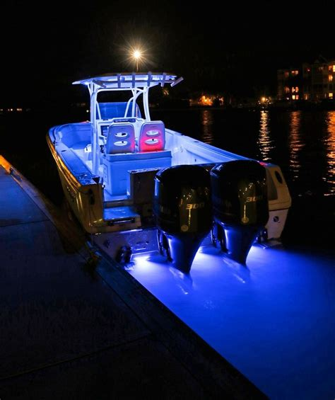 bay boat underwater lights 383 best images about boats on pinterest center console