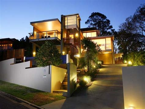 contemporary traditional exterior design ideas