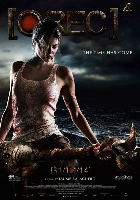 New official poster for rec 4 apocalypse horrormovies ca