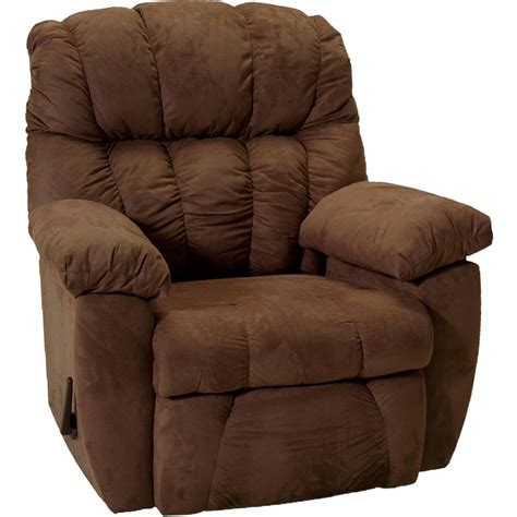 Franklin Corporation Handle Rocker Recliner With Massage