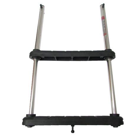 seadoo boat ladder sea doo new oem sport boat 2 step telescopic ladder kit
