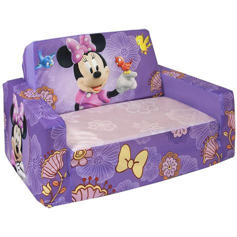 mickey mouse clubhouse flip open sofa with slumber disney mickey mouse clubhouse flip open sofa with slumber
