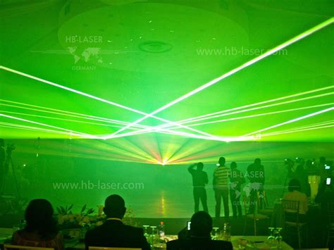 Laser Show For Accra Commercial Bank In