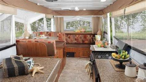 popup cer interior ideas explore the pop up cer the small rv that s big on