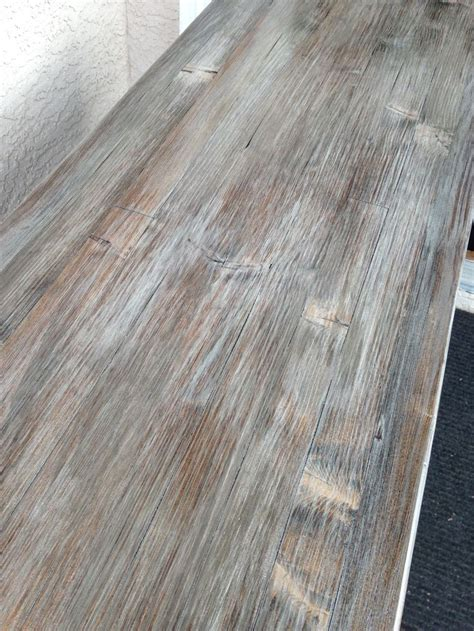 best 25 driftwood stain ideas on white table