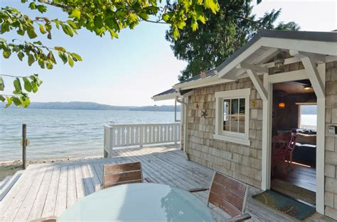 coastal cottage in washington state hood canal 1930 s beach cottage 315 of vrbo