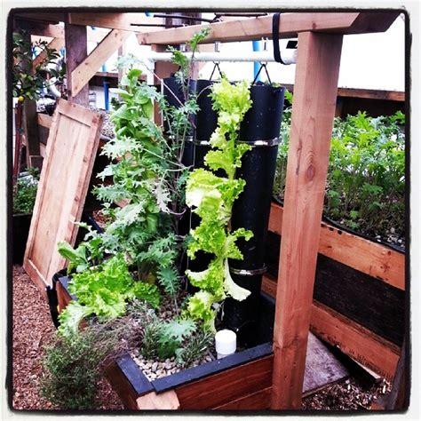 how to build a vertical vegetable garden easier than you