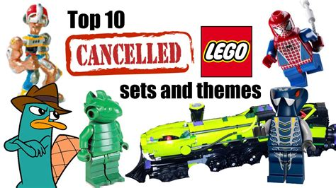 Lego Themes List | top 10 cancelled lego sets and themes doovi