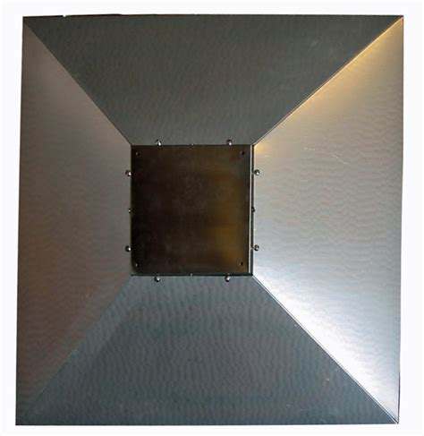 commercial square reflector shield 34 quot commercial