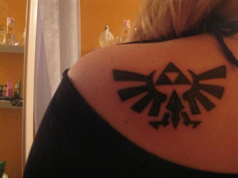 triforce tattoo triforce tattoos designs ideas and meaning tattoos for you