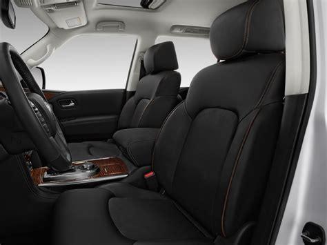 2017 nissan armada cloth interior image 2017 nissan armada 4x4 platinum front seats size