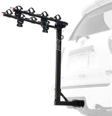 Best Two Bike Hitch Rack by Best Prices Racks Hr8500 Traveler 4 Bike Hitch