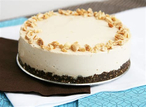 Cottage Cheese Cheesecake No Bake by Peanut Butter No Bake Cheesecake With Pb And J Option