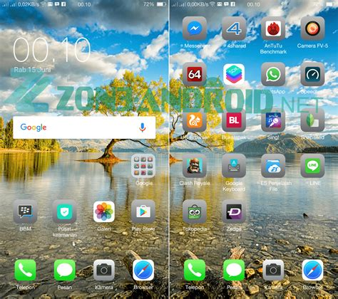themes for android oppo theme oppo ios 8 dan font helvetica neue light zon3 android