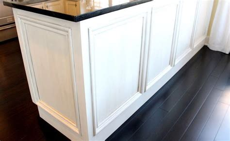 Add Moulding To Kitchen Cabinets Adding Molding To Kitchen Cabinets Home Decor