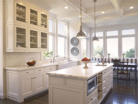 Coffered Ceilings in 9' Kitchen    Should we or shouldn't we?