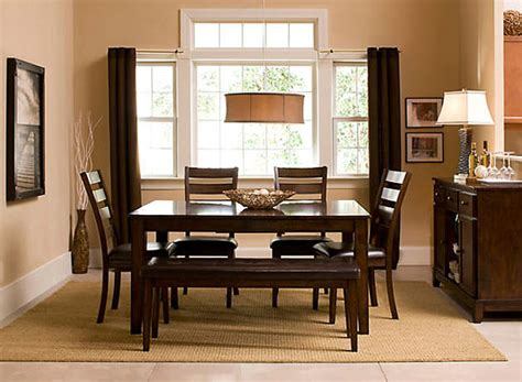 raymour and flanigan dining room setting the table making your dining area more inviting