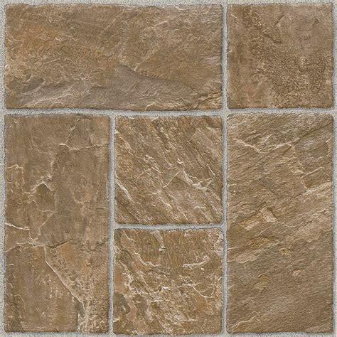 armstrong honey beige 12 in x 12 in residential peel and stick vinyl tile flooring 45 sq ft