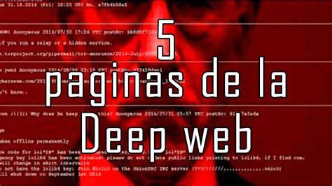 imagenes extrañas de la deep web las 5 p 225 ginas mas aterradoras de las deep web youtube