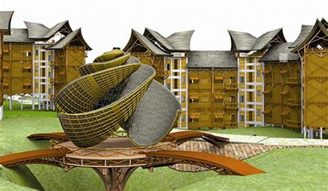 design concept bamboo winner of green award for design against the elements