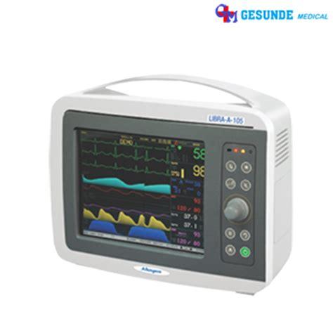 Monitor Pasien jual pasien monitor mpm allengers libra input vga toko medis jual alat kesehatan