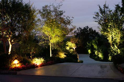 landscape lighting san diego lighting distinctions