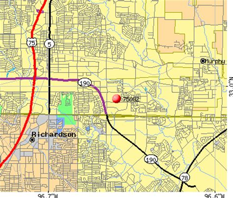 richardson texas zip code map 75082 zip code richardson texas profile homes apartments schools population income