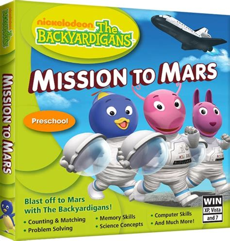 Backyardigans Mission To Mars Backyardigans Mission To Mars 2017 2018 Best Cars Reviews
