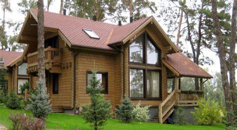 Log House Plans Mod 232 Les Et Plans De La Maison Bois River House 2