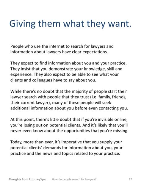 how do find and hire lawyers