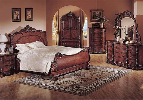 traditional designer bedroom furniture video