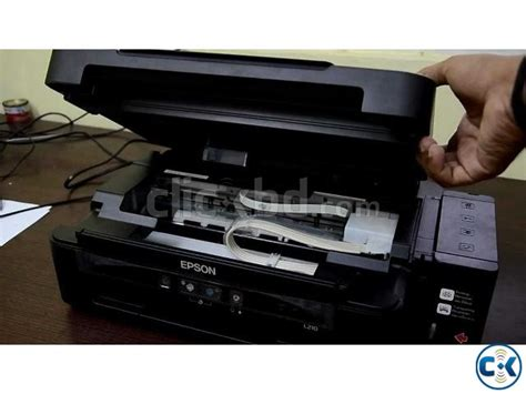 Printer Epson L300 Second epson l300 inkjet printer clickbd