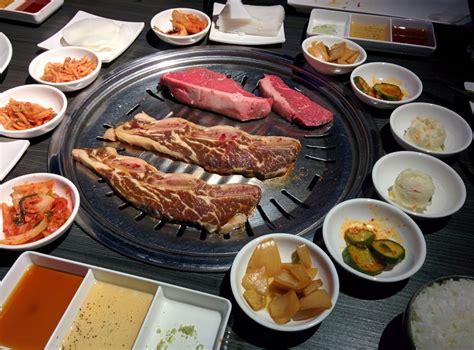 gen korean bbq house prime sirloin galbi and banchan yum yelp