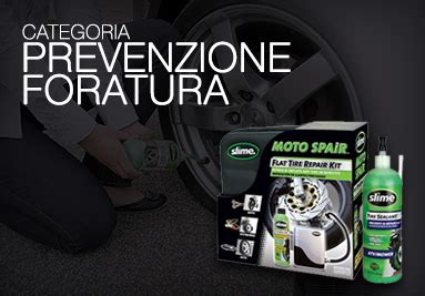 d antiforatura vendita accessori per auto slime black and