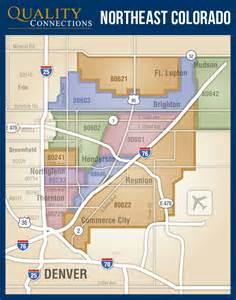 colorado denver south mission map denver northeast metro qc marketing