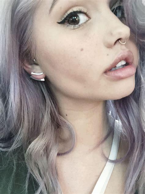debby ryan tattoo debby septum piercing piercings debby